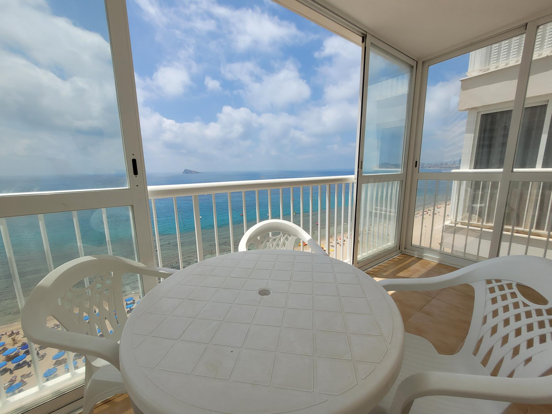 Apartment -                                       Benidorm -                                       2 bedrooms -                                       6 persons