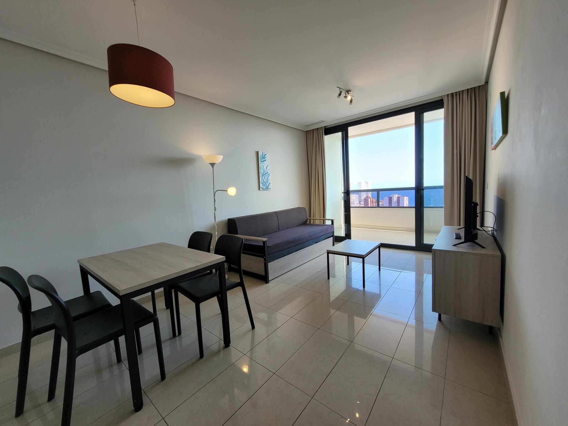 Apartment -                                       Benidorm -                                       1 bedrooms -                                       4 persons