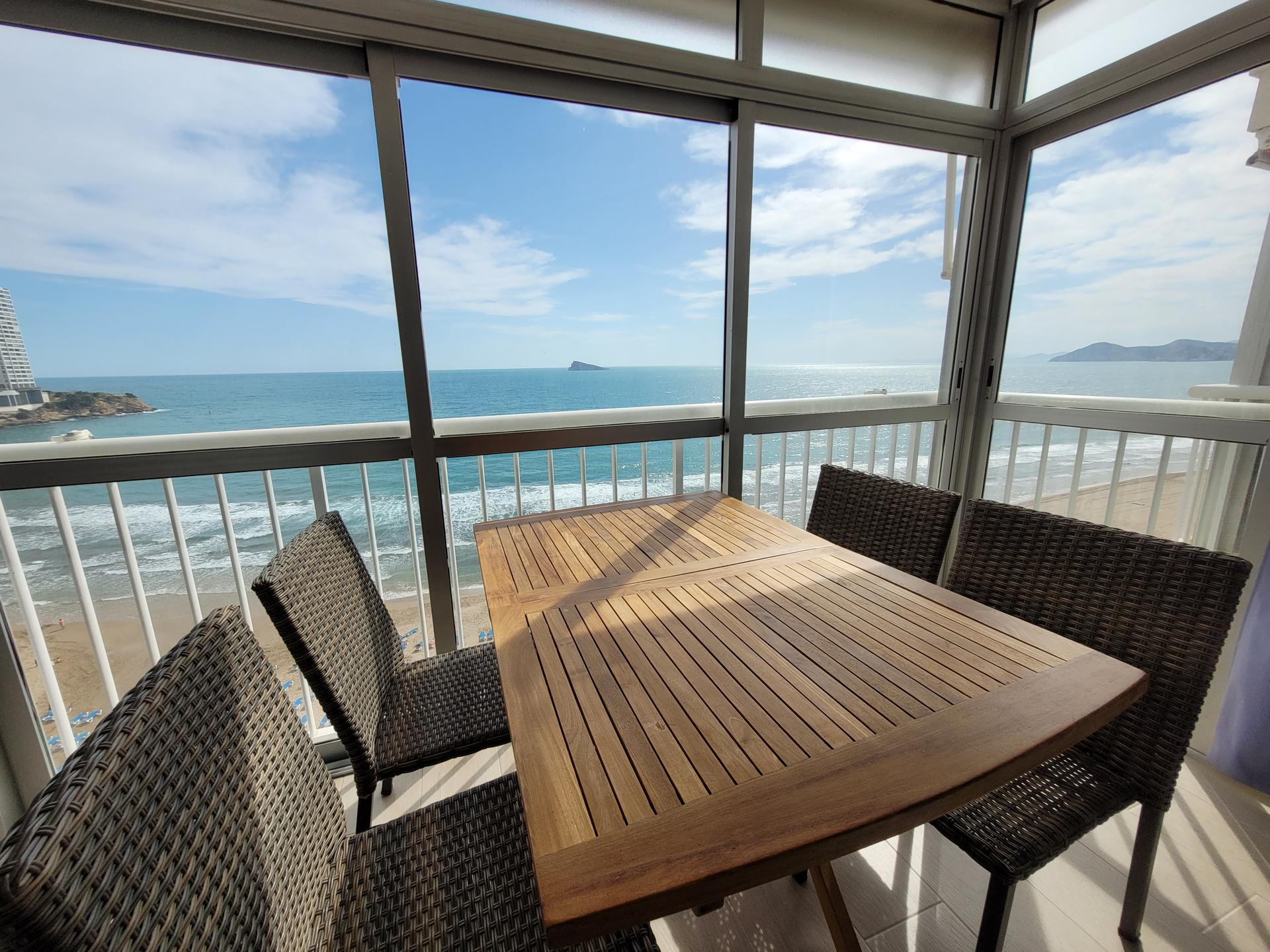 Apartment -                                       Benidorm -                                       2 bedrooms -                                       6 persons