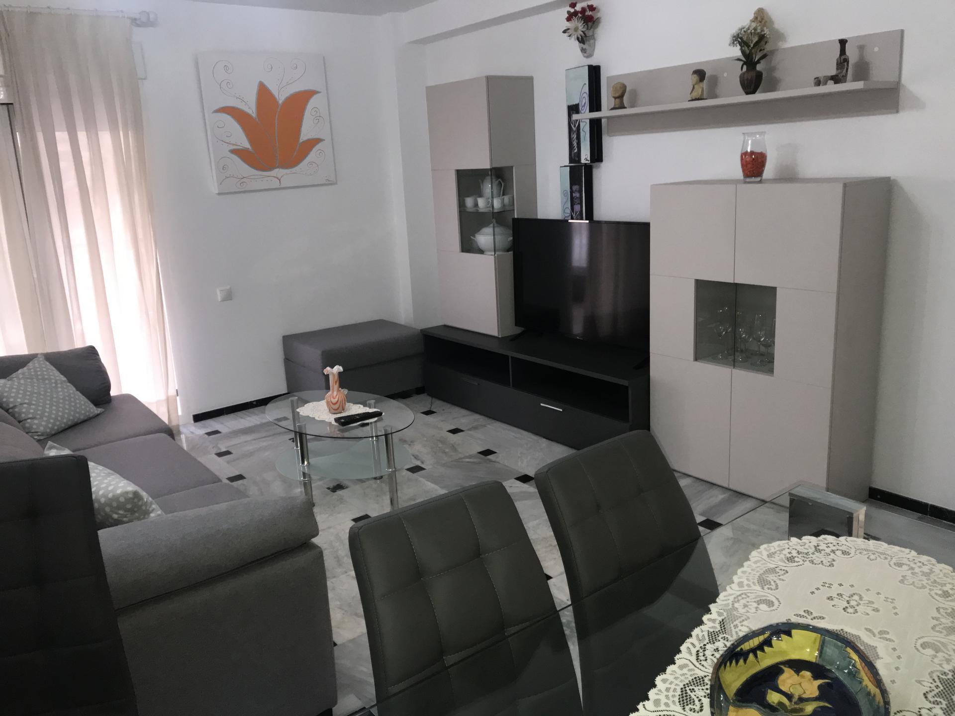 Flat -                                       Benidorm -                                       3 bedrooms -                                       6 persons